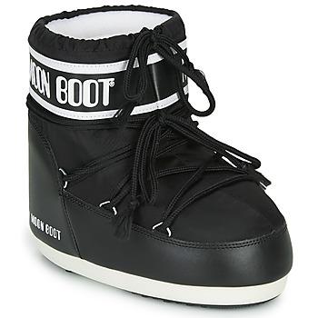 Topánky Ženy Snehule  Moon Boot MOON BOOT CLASSIC LOW 2 Čierna