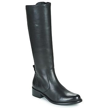 Topánky Ženy Čižmy do mesta Myma KOALA Čierna