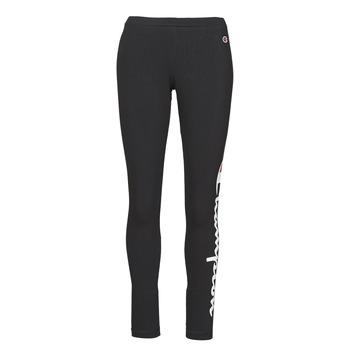 Oblečenie Ženy Legíny Champion COTTON LYCRA Čierna