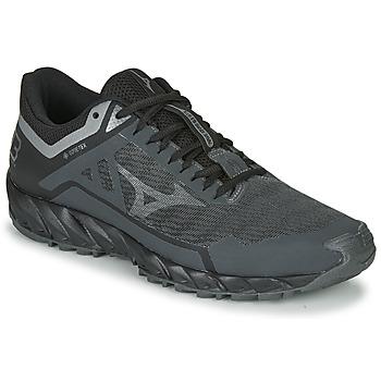 Topánky Muži Bežecká a trailová obuv Mizuno WAVE IBUKI 3 GTX Čierna