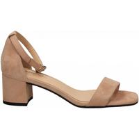 Topánky Ženy Sandále Frau CAMOSCIO nude