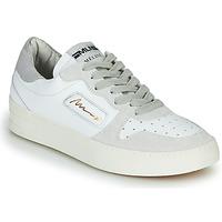Topánky Ženy Nízke tenisky Meline STRA-A-1060 Biela / Béžová