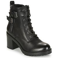 Topánky Ženy Čižmičky MTNG 58674-C50055 Čierna