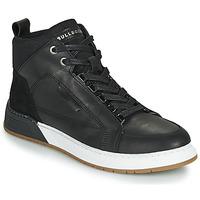 Topánky Chlapci Členkové tenisky Bullboxer AOF500E6L-BLCK Čierna