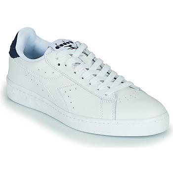 Topánky Nízke tenisky Diadora GAME L LOW OPTICAL Biela / Modrá