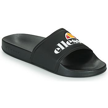 Topánky Muži športové šľapky Ellesse FILIPPO SYNT Čierna