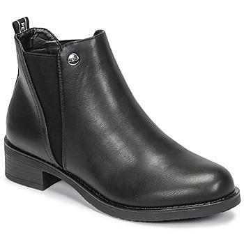 Topánky Ženy Polokozačky Les Petites Bombes AKINA Čierna