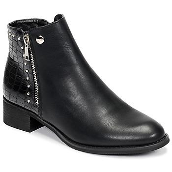Topánky Ženy Polokozačky Les Petites Bombes ALINE Čierna