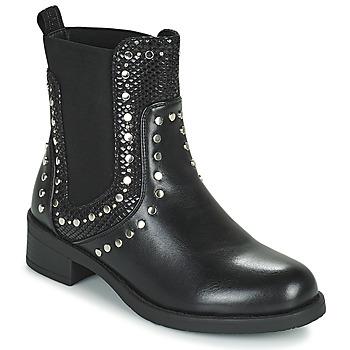 Topánky Ženy Polokozačky Les Petites Bombes ALONA Čierna