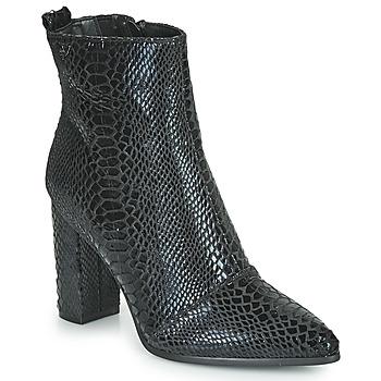 Topánky Ženy Čižmičky Les Petites Bombes YGRITTE Čierna