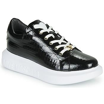Topánky Ženy Nízke tenisky Love Moschino JA15494G0B Čierna
