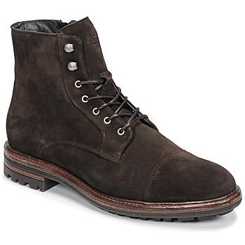 Topánky Muži Polokozačky Blackstone UG20 Čierna