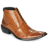 Topánky Muži Polokozačky Kdopa KYRIAKOS Ťavia hnedá