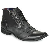Topánky Muži Polokozačky Kdopa TOM Čierna