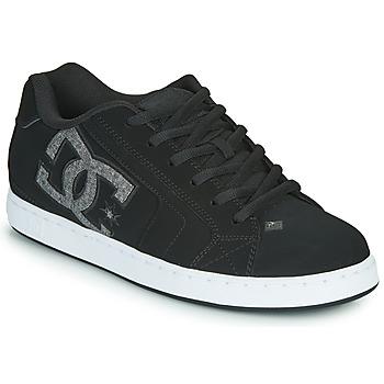 Topánky Muži Nízke tenisky DC Shoes NET Čierna / Šedá