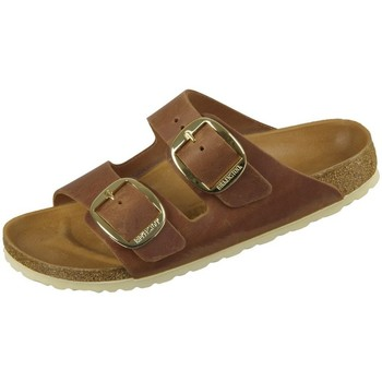 Topánky Ženy Šľapky Birkenstock Arizona Hnedá