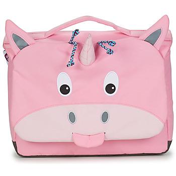 Tašky Dievčatá Školské tašky a aktovky Affenzahn ULRIKE UNICORN Ružová