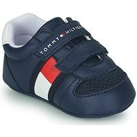 Topánky Deti Nízke tenisky Tommy Hilfiger T0B4-30191 Modrá