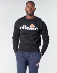 Oblečenie Muži Mikiny Ellesse SL SUCCISO Čierna