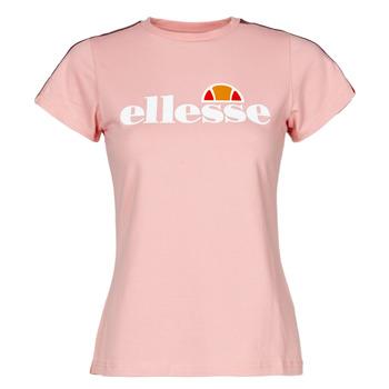 Oblečenie Ženy Tričká s krátkym rukávom Ellesse MALIS Ružová