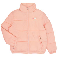 Oblečenie Dievčatá Vyteplené bundy Fila STORM Ružová