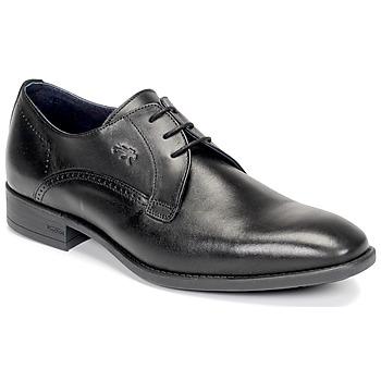 Topánky Muži Derbie Fluchos LUKE Čierna