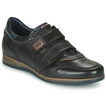 Topánky Muži Nízke tenisky Fluchos DANIEL Čierna