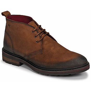 Topánky Muži Polokozačky Fluchos OWEN Hnedá