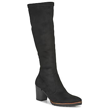 Topánky Ženy Čižmy do mesta Dorking THAIS Čierna