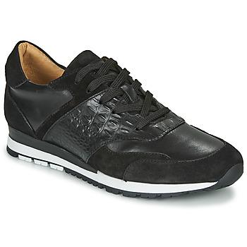 Topánky Muži Nízke tenisky Brett & Sons SUZI Čierna