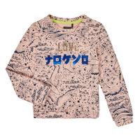 Oblečenie Dievčatá Mikiny Ikks XR15022 Ružová