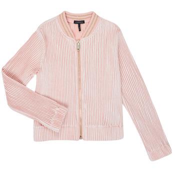 Oblečenie Dievčatá Cardigany Ikks XR17022 Ružová