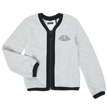 Oblečenie Dievčatá Cardigany Ikks XR17062 Šedá