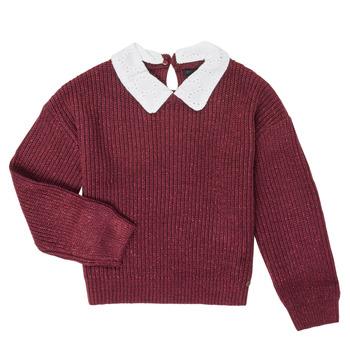 Oblečenie Dievčatá Svetre Ikks XR18062 Bordová
