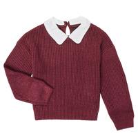 Oblečenie Dievčatá Svetre Ikks XR18062 Fialová