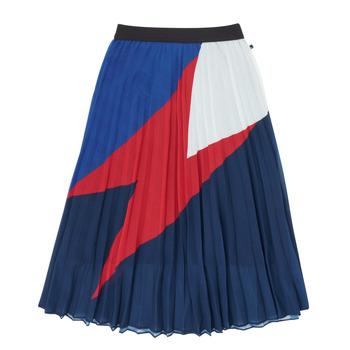 Oblečenie Dievčatá Sukňa Ikks XR27052 Modrá