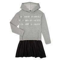 Oblečenie Dievčatá Krátke šaty Ikks XR30112 Šedá