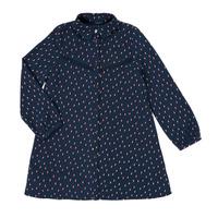 Oblečenie Dievčatá Krátke šaty Ikks XR30152 Modrá