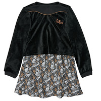 Oblečenie Dievčatá Krátke šaty Ikks XR30162 Čierna