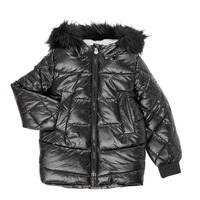 Oblečenie Dievčatá Parky Ikks XR41122 Čierna