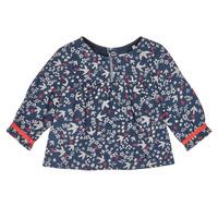 Oblečenie Dievčatá Košele a blúzky Ikks XR12010 Modrá