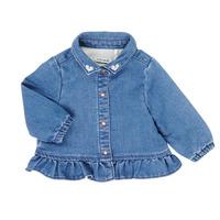 Oblečenie Dievčatá Košele a blúzky Ikks XR12030 Modrá