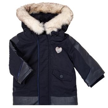 Oblečenie Dievčatá Parky Ikks XR42000 Modrá