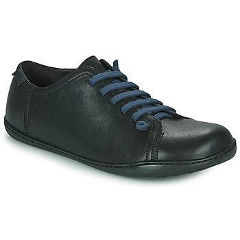 Topánky Muži Derbie Camper PEU CAMI Čierna