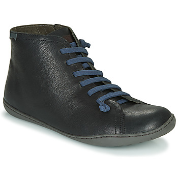 Topánky Muži Polokozačky Camper PEU CAMI Čierna