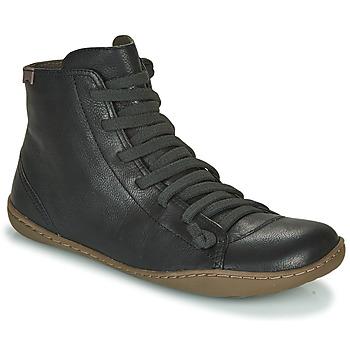 Topánky Ženy Polokozačky Camper PEU CAMI Čierna