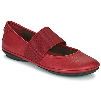 Topánky Ženy Balerínky a babies Camper RIGHT NINA Červená