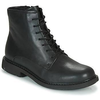 Topánky Ženy Polokozačky Camper MILX Čierna