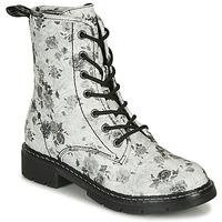 Topánky Ženy Polokozačky Dockers by Gerli 45PN201 Biela
