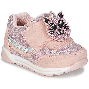 Topánky Dievčatá Nízke tenisky Chicco GAMMA Ružová